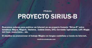 proyecto sirius-b